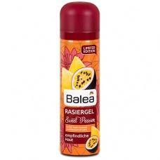 Гель для бриття жiночий Balea ананас та маракуя для чутливої шкіри 150мл