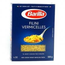 Barilla filini vermicelles 30 0.5 кг