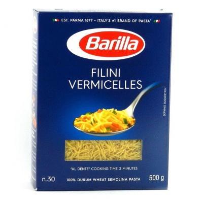 Макарони Barilla filini vermicelles 30 0.5 кг