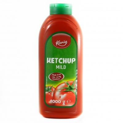 Кетчуп Kania ketcup mild 1 кг