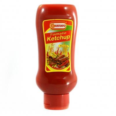 Кетчуп Custato tomato ketchup picante 0.540 кг