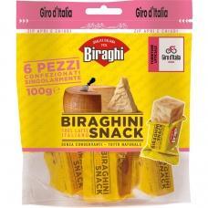 Biralungo 100% latte italiano snack (6*16.67г) 100 г