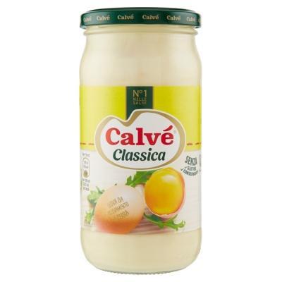 Майонез Calve classica senza glutine conservanti 0.5 л