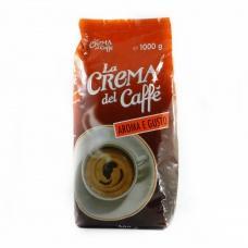 Кава в зернах La crema del caffe aroma e gusto 1 кг