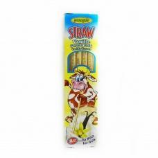 Трубочки для молока Woogie straw з смак ванілі (8*4г) 32 г
