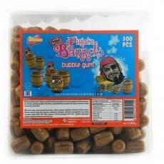 Жуйка Pirate Barrels bubble gum 6 г
