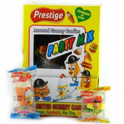 Жуйки Party mix assorter gummy candies 12 г