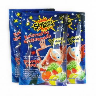 Вибухова карамель Shoogy boom фруктойви смак 7 г