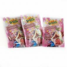 Вибухова карамель Shoogy boom із смаком полуниці  7 г