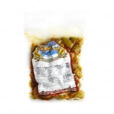 Оливки Pugtia Food в пакеті з кісточкою в маринаді 270г