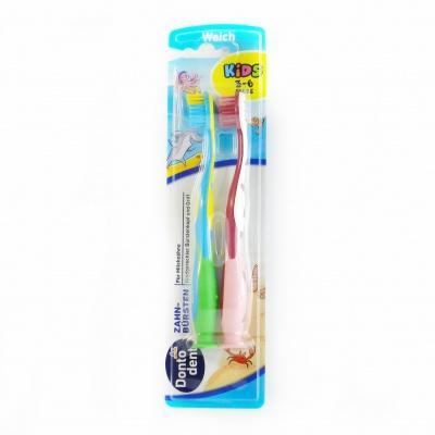 Dontodent junior зубна щітка 3-6 років 2шт