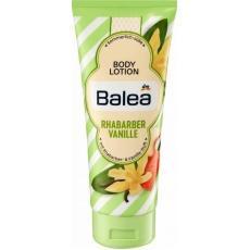 Лосйон для тіла Balea body lotion ревінь та  ванільний 200мл