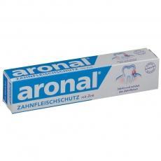 Зубна паста Aronal zahfleischschutz mit zink захист ясен з цинком 75мл