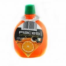 Сік Piacelli концентрований апельсиновий 200мл