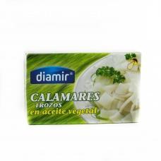 Кальмари Diamir calamares в рослинній олії 110г
