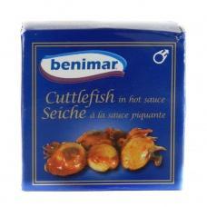 Каракатиці Benimar в американському соусі 148г