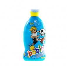 Шампунь-гель Bobini super kicker дитячий 3в1 400мл