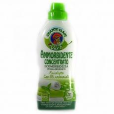 Кондиціонер Chante clair ecodetergente для прання з евкаліптом та ефірними масла..