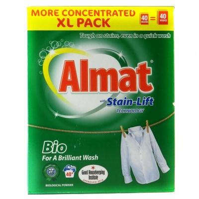 Порошок Almat stain lift bio 40 прань 2.6кг