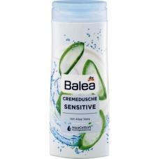 Гель для душу Balea creme duschgel sensitive mit Aloe Vera 300мл
