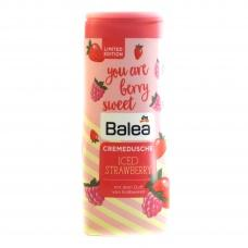 Гель для душу Balea creme dusche iced strawberry 300мл