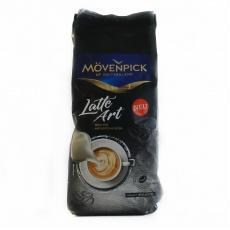 Кава в зернах Movenpick Latte Art 1кг