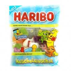 Желейки Haribo kuschelwuschel 200г