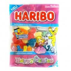 Желейки Haribo happy ponies 200г