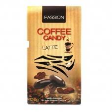 Цукерки Passion coffee candy late 120г