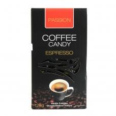 Цукерки Passion coffee candy espresso 120г