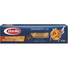 Макарони Barilla spaghetti Integrale 5 0.5кг