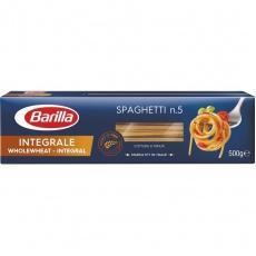 Макарони Barilla Integrale spaghetti 5 0.5кг