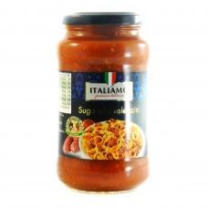 Соус Italiamo sugo alla salsiccia 400г