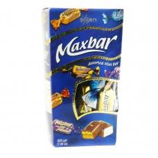 Цукерки Maxbar assorted mini bar 200г
