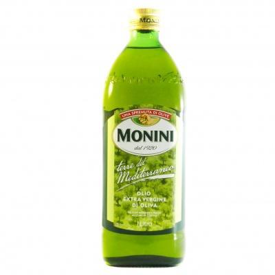 Оливкова олія Monini Terre del Mediterraneo olio extra virgin di oliva 1 л