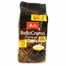 Кава в зерназ Melitta bella crema espresso 1кг