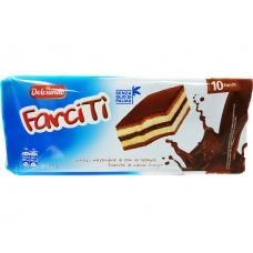 Безквіт Dolciando Farci Ti з шоколадом 28г