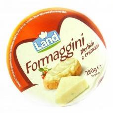 Сир Land Formaggini вершковий 280г*
