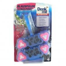 Підвісний блок Denk mit для унітазу квітковий  2шт