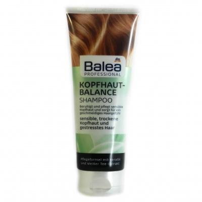 Професійний шампунь Balea Professional баланс для сухої і чутливої шкіри голови 250мл