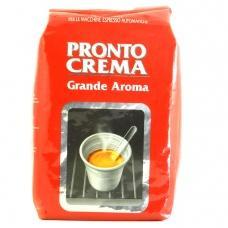 Кава в зернах Pronto crema grande aroma 1кг