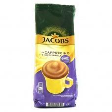 Капучіно Jacobs шоколадне з ванілю 500г