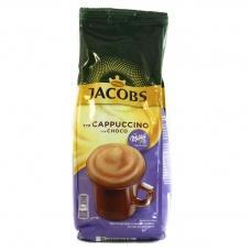 Капучіно Jacobs шоколадне 500г