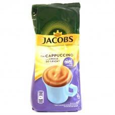 Капучіно Jacobs шоколадне зі збитими вершками 500г