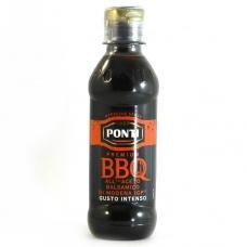 Бальзамічний крем Ponti premium BBQ aceto balsamico 250мл