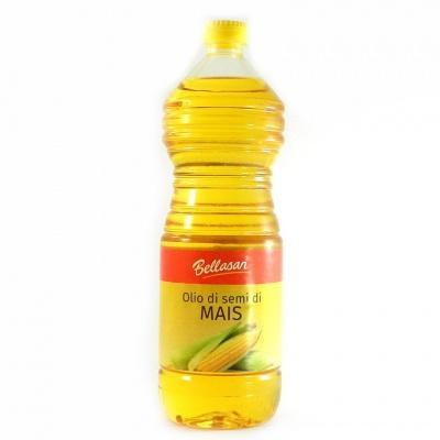 Олія Bellasan olio di semi di mais кукурудзяна 1л