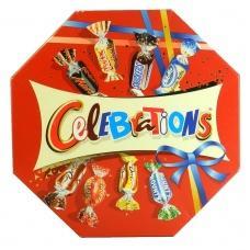 Цукерки Celebrations 269г