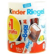 Шоколадні батончики Ferrero duplo молочні 231г