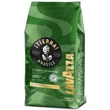 Кава в зернах Lavazza Tierra Brasile 100% арабіка 1кг