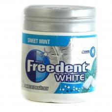 Жуйки Freedent white 60шт